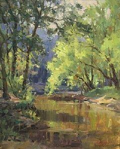 Spring on Partridge Creek
