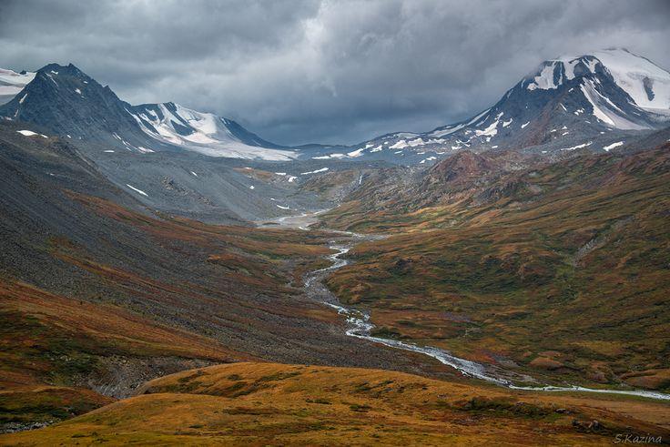 Долина реки Караоюк — National Geographic Россия