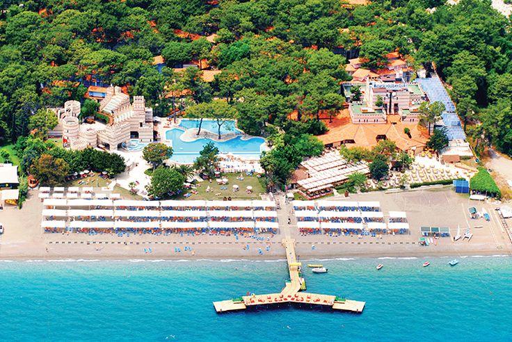 Ulusoy Kemer Holiday Club  Doğa ile denizin yanı başında aklınızdan çıkaramayacağınız bir tatile hazır olun! http://bit.ly/1fQcJuW