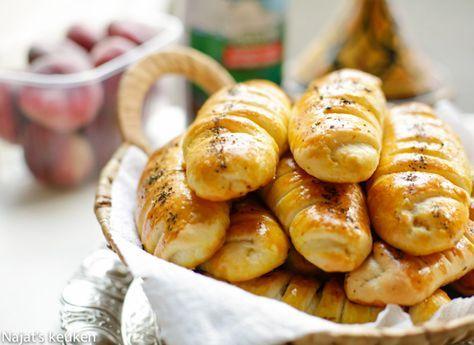 Zachte gehaktbroodjes | Kookmutsjes