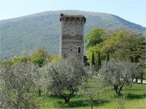 Il torraccio di Calenzano  Provincia de Florencia