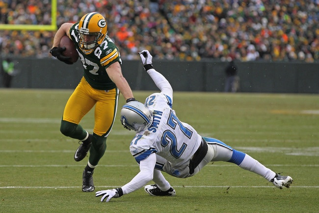 Jordy Nelson, Green Bay Packers