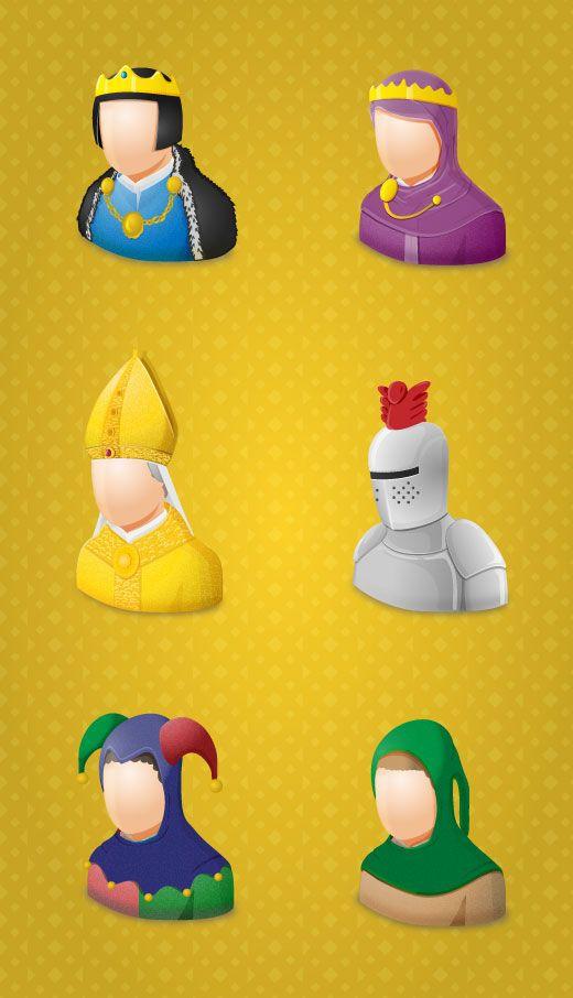 Då var man klar med ikoner i medeltida tappning. Sex klassiska figurer tagna från den medeltida världen.Ikon paketbestår alltså av en kung, drottning, biskop, riddare, narr och bonde. Allt gratis att använd och ladda ner! Specs Content: Medieval icons Software: Adobe Illustrator CS6 Filetype: PNG and ICO Filesize: 0.67 mb Terms of use The …
