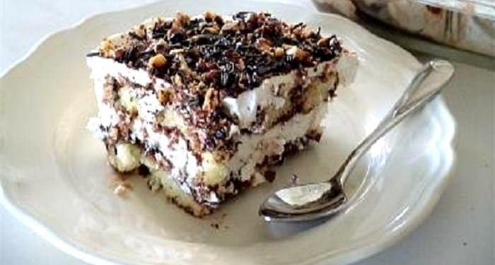 Πανεύκολο Γλυκό Ψυγείου με Πραλίνα!!!! -idiva.gr