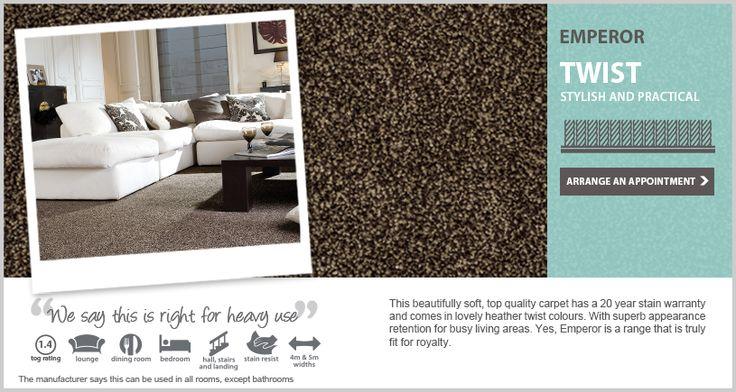 Emperor Collection - Carpets | Carpetright