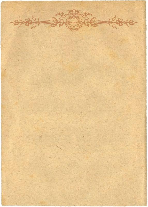 ornament letterhead vintage papers vintage papers designs