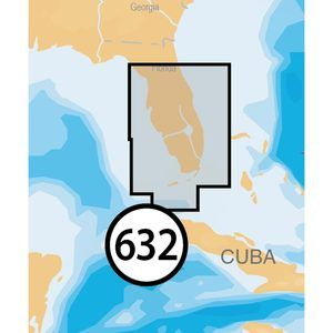 NAVIONICS Platinum+ Charts - 632P+ Central and South Florida, SD/MSD Sale Price: $139.99 (26% Off-Ends 09/10/17) http://zpr.io/PQYkA  #Boats #Boating #Deals