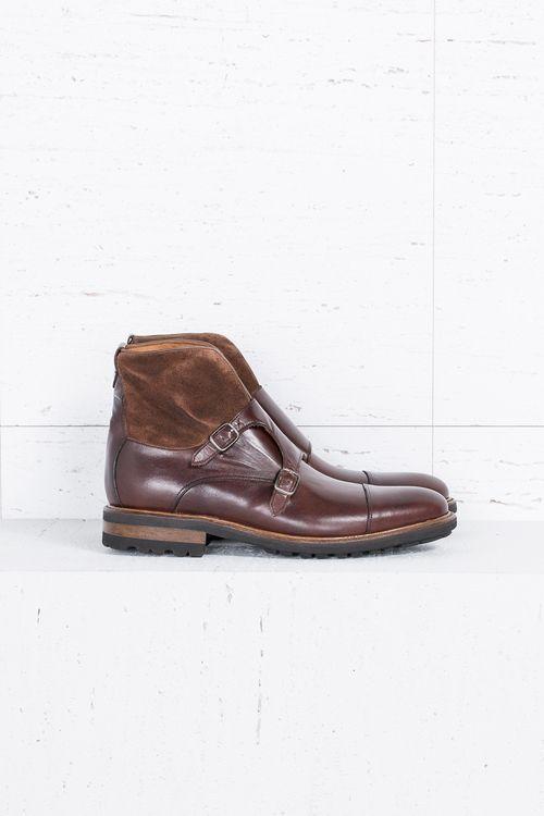 BOTA PIEL 2 HEBILLAS » Zapatos » Hombre » Pedro del Hierro