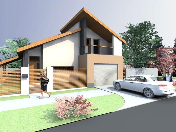 993 besten houses bilder auf pinterest moderne h user fassaden und kleine h user. Black Bedroom Furniture Sets. Home Design Ideas
