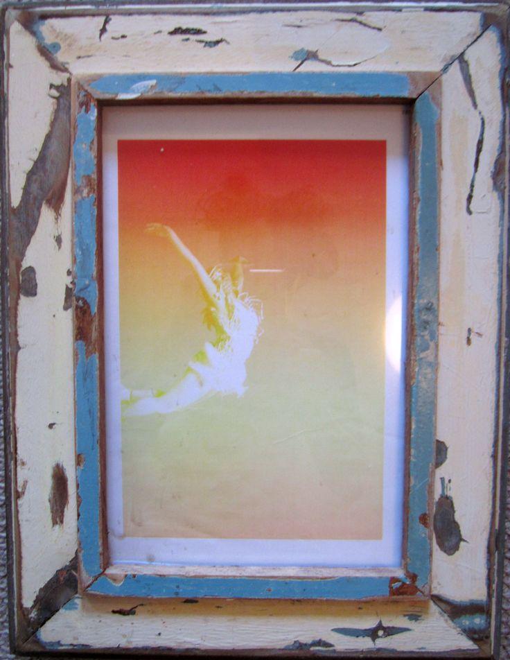 A4 single photo frame