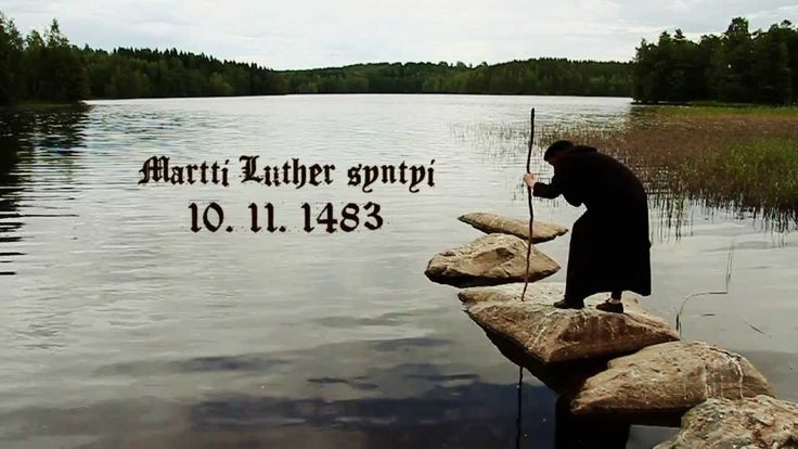 Martti Luther- opetusvideo