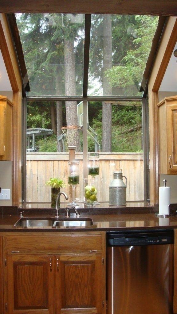 Küche Bay Fenster Deko Ideen #Badezimmer #Büromöbel #Couchtisch - deko fenster wohnzimmer