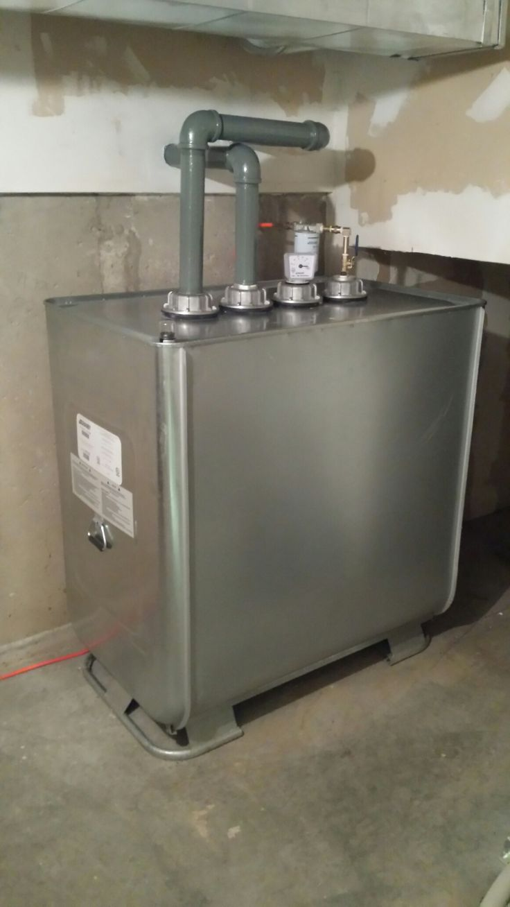 720L double wall fuel tank. Make is Granby.