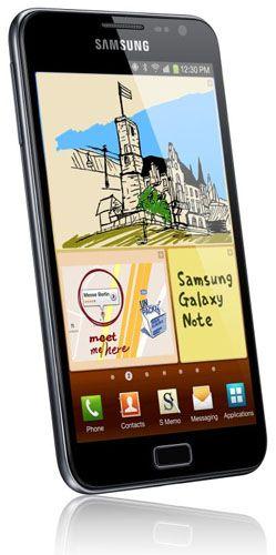 Samsung Galaxy Note 2 ryktas bl.a. få okrossbar skärm, Android 4.1 Jelly Bean
