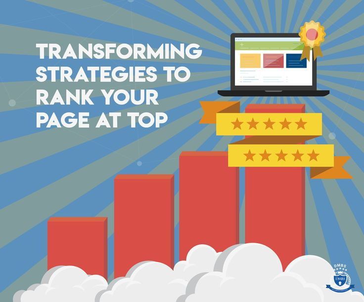 Do you know what are the top 5 Actionable Strategies that help to Rank your Page at Top of search engine.