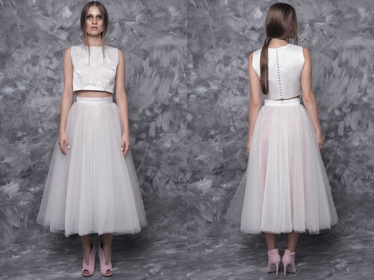 Friada Ligia Mocan S/S 16 Bridal Collection