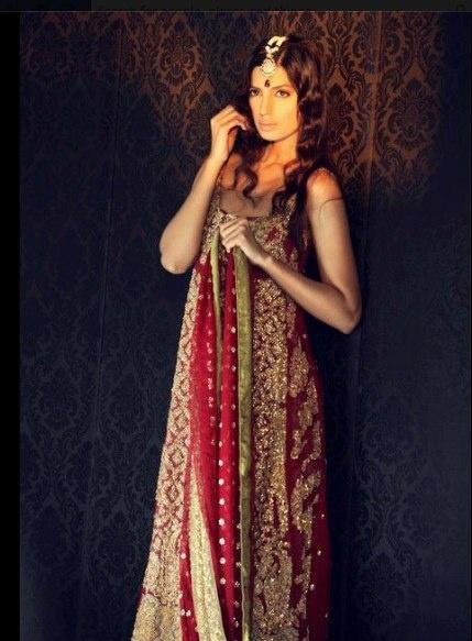 Sana Safinaz - Pakistani Bridal Couture
