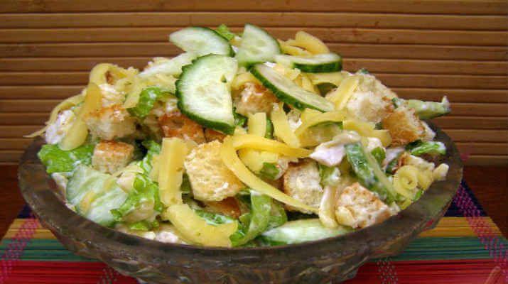 салат вечерний блюз фото