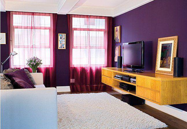 Dicas de cortinas e persianas, no blog!  http://casadefilo.wordpress.com/2012/04/09/cortinas-e-persianas-estrelas-da-casa/  (Foto: Arquivo/Casa & Jardim)