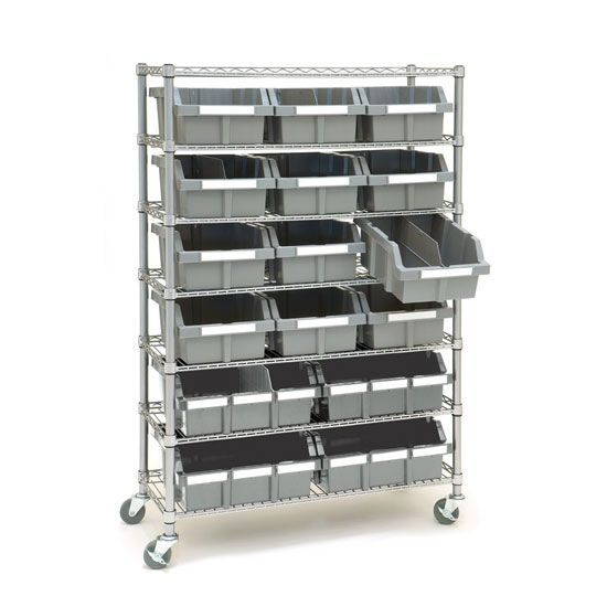 35 best Steel Wire Shelving images on Pinterest | Wire shelving ...