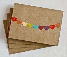 Cartão de aniversário, cartão de felicitações, cartão de ação de graças …   – Basteln