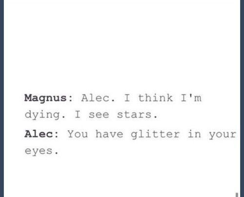 Shadowhunters | Malec things