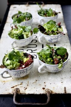 lets start our project to find the best salads