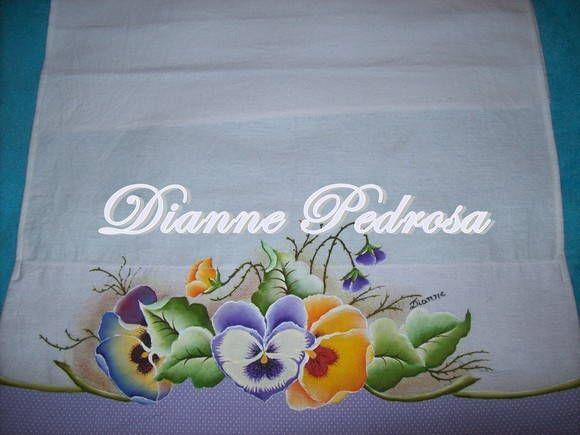 Tecido linho panamá, com barra em tecido de algodão