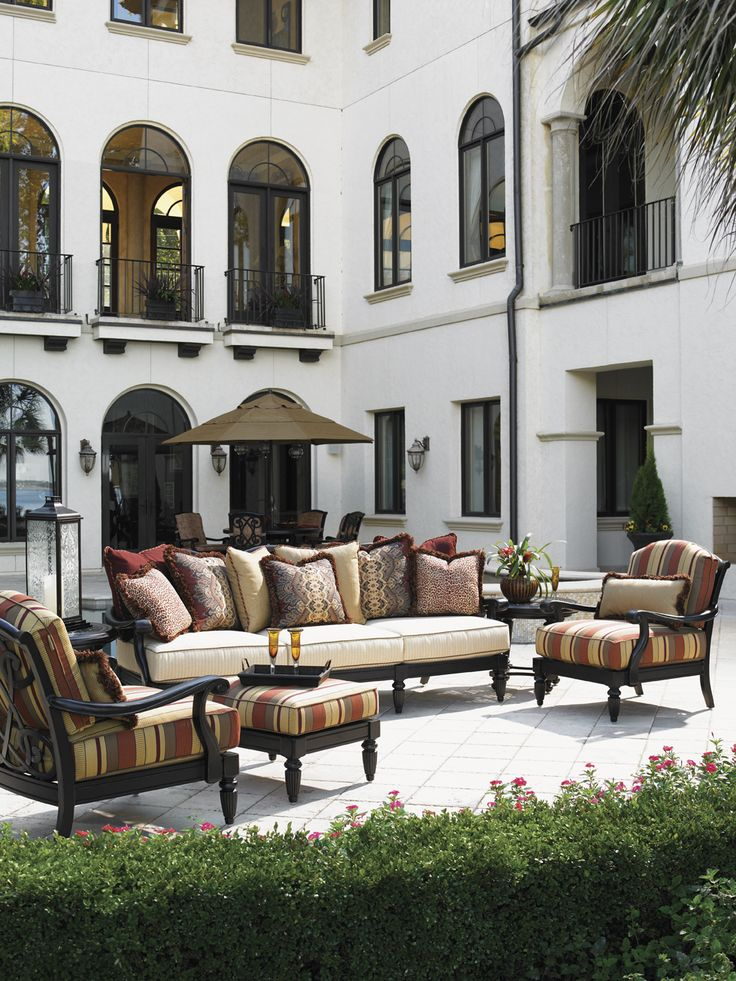 luxury outdoor patio furniture 27 best Affordable Luxury Patio Furniture images on