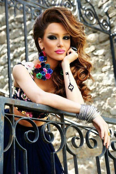 Lilit Hovhannisyan Armenian beautiful singer ♡ ♡ ♡