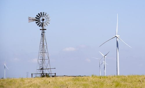 ☄ Wind Energy a Lifeline for Drought Stricken Farms #Sustainable: Wind Energy, Electric Power, Blog Thoughts, Drought Stricken Farms, Bobs Dean 39, Wind Electric, Wind Power Mil, Bobs Deans, Deans Blog