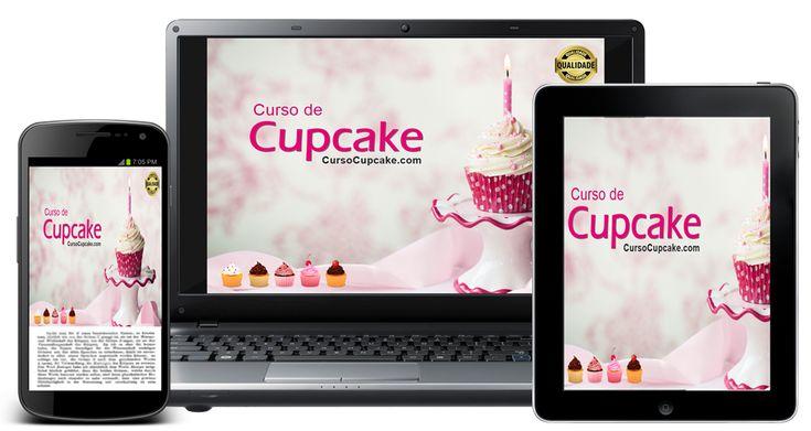 Curso de Cupcake Online - Curso Livre