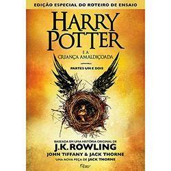 Livro - Harry Potter e a Criança Amaldiçoada (Livro 8) - Brochura