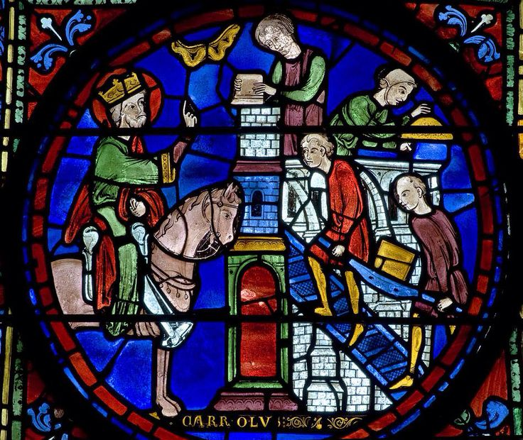 an outline on the life of charlemagne This chapter begins with an outline of the story as it also is from the various secular image cycles 14 confronted by this relatively peaceful depiction of the life of charlemagne 'the charlemagne window at chartres cathedral: new considerations on text and image', in speculum.