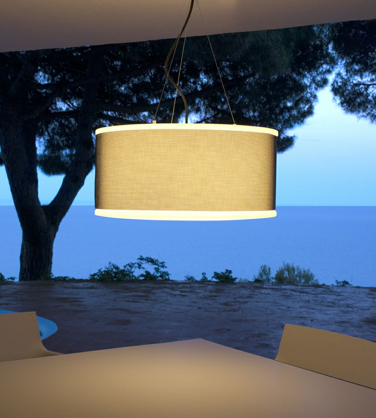 Marset - Cala outdoor light by Joan Gaspar #suspension #pendant