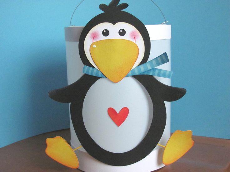die besten 25 pinguin malen ideen auf pinterest pinguin. Black Bedroom Furniture Sets. Home Design Ideas