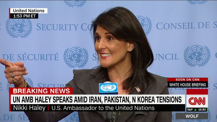 CNN News:Nikki Haley: 'We will never accept a nuclear North Korea' #latestnews #worldnews #news #currentnews #breakingnews