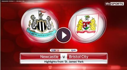 Newcastle 2 - 2 Bristol City Highlights and Goals - Sky Bet Championship - 25 February 2017. Watch full time video highlights of EFL Championship matc...