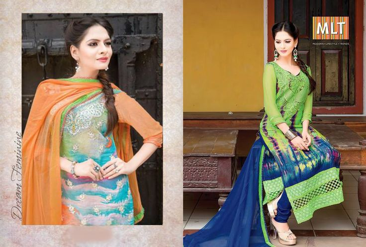 Want to buy #salwar #kameez online? Visit #MLT #Suits that has the latest collection of salwar kameez where you get readymade salwar kameez as well as unstitched salwar kameez with exciting prints and even #fabrics that are very trendy.