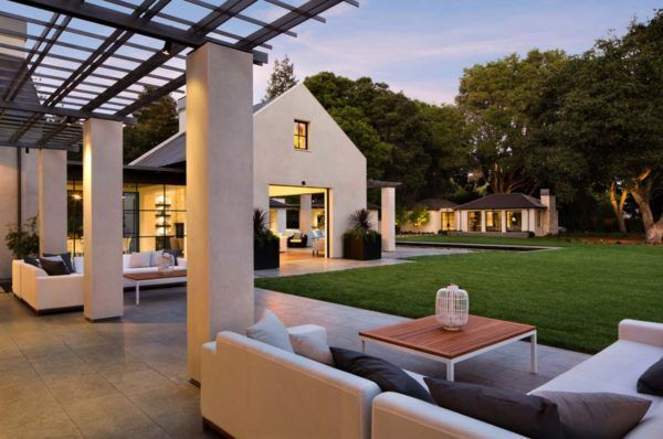 Spectacular California home inspired by northern European architecture