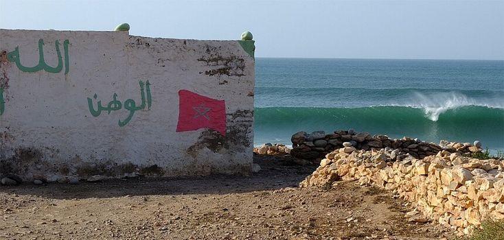 In Marokko surfen ist ein Traum! Niedrigen Lebenshaltungskosten und warme Temperaturen selbst im Winter machen Marokko zum idealen Winterziel!