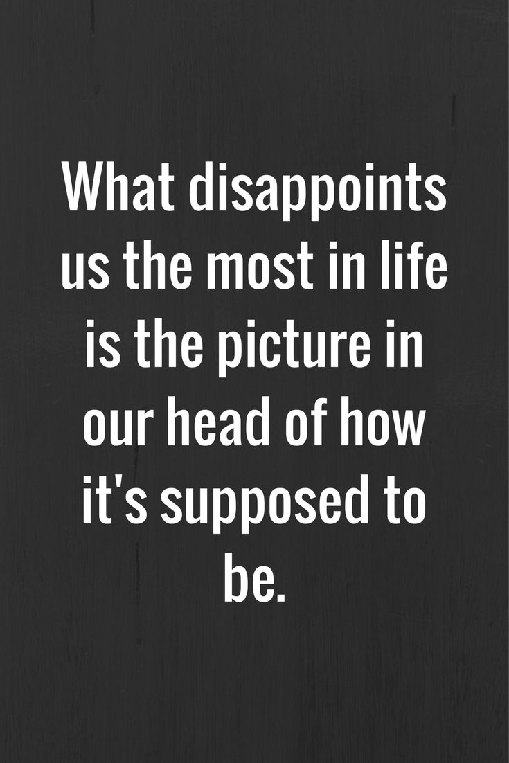 Inspiring and Beautiful Quotes on Dealing with Disappointment