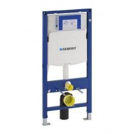 Geberit Duofix - Wand-WC Montageelement mit UP-Spülkasten UP320 112 cm