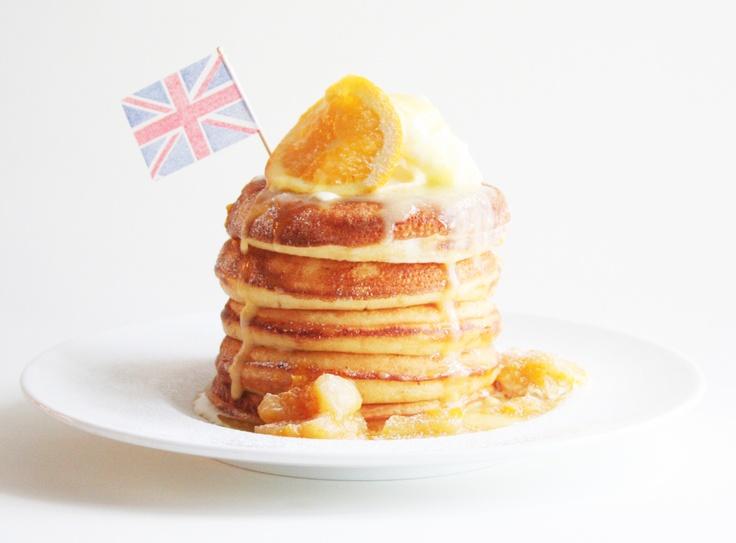 olympic pancake