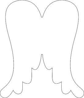 Engelflügel für Ferero Roche. Das Bild dazu findet ihr weiter hinten.