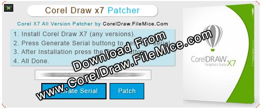 Free Corel Draw X7 Full Version
