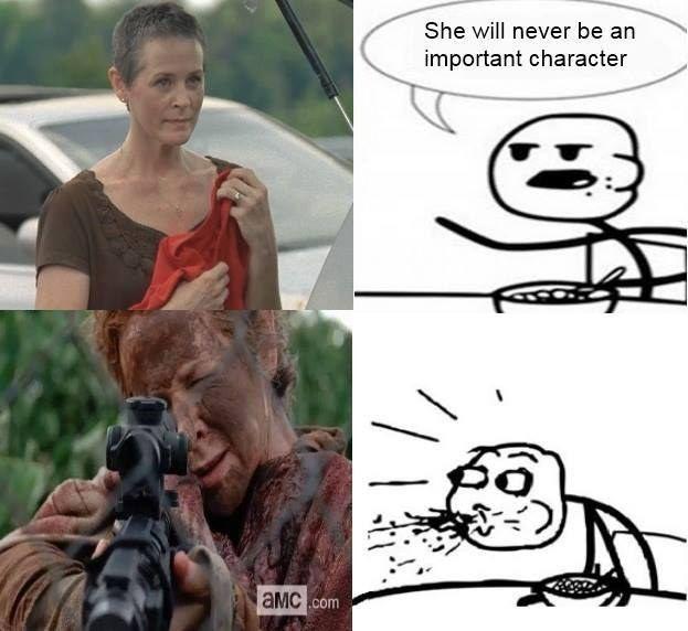 bd3a47236100c0c6db5247729636ba06 the walking deadd funny walking dead memes best 25 carol meme ideas on pinterest he walking dead, carl,Carol Meme Walking Dead