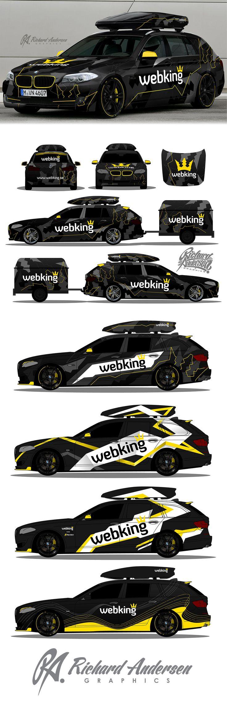 Webking design development