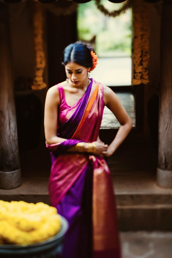 Indian Traditional Dress Saree