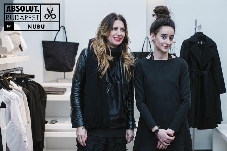 Garam Judit a kezdetektől tudta, hogy a divat központi helyet foglal el majd az életében. Mégsem tervezéssel kezdődött a története: annak idején ő hozta be a Kookai-t Magyarországra. A kereskedelem viszont nem volt elég számára, így létrehozta saját márkáját a NUBU-t, ami mára a magyar divatvilág egyik elismert szereplője lett, és közben elkezdett foglalkozni a magyar művészettel a MONO Galéria keretében. Kovács Adél nyolc éve csatlakozott hozzá, még gyakornokként.